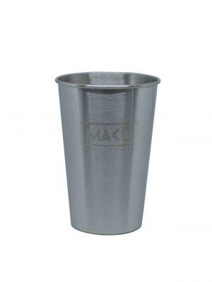 Gobelet tasse verre inox maku surf